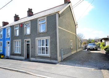 Thumbnail 3 bed end terrace house for sale in Clynderwen