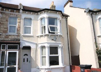 Thumbnail 4 bed end terrace house for sale in Boswell Road, Thornton Heath, Surrey