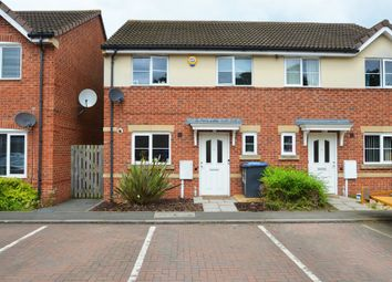 Thumbnail 3 bed semi-detached house for sale in Oatland Drive, Cawston, Rugby