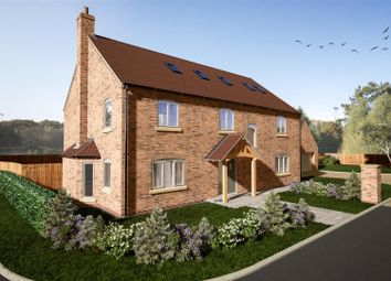 Thumbnail 5 bed detached house for sale in Orchard Way, Stow, Lincoln