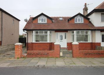 Thumbnail 3 bed bungalow for sale in 17 Valeway Avenue, Thornton-Cleveleys, Lancashire