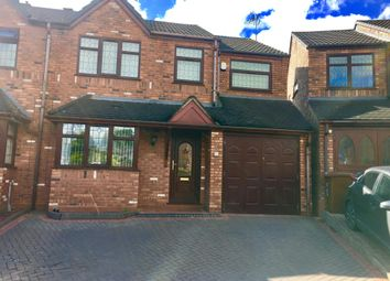 Thumbnail 3 bed semi-detached house to rent in Chetwynd Park, Cannock