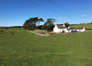 Thumbnail Farm for sale in Dundrennan, Kirkcudbright