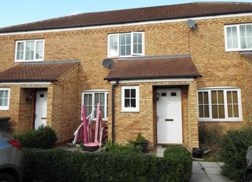 Thumbnail 2 bedroom terraced house for sale in Cooks Way, Biggleswade, Bedfordshire