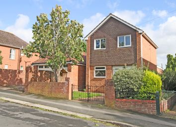 Thumbnail 3 bed detached house for sale in Rivermead Road, St. Leonards, Exeter