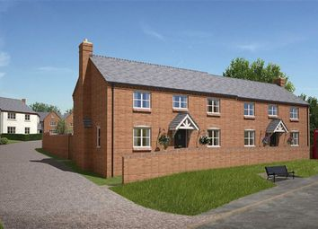 Thumbnail 3 bed semi-detached house for sale in Plot 1 Meadow View, Top Street, Appleby Magna, Leicestershire