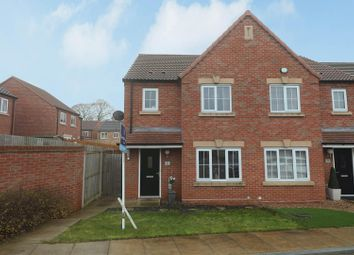 3 bed semi-detached house for sale in Hallcoate View, Hull HU8