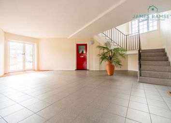Thumbnail 2 bed flat for sale in Garrick Close, Staines