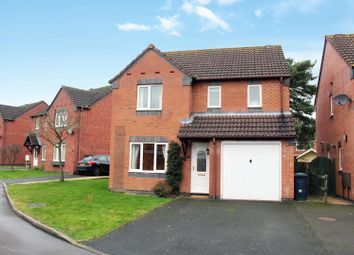 Thumbnail 3 bedroom detached house for sale in Alvaston Way, Shrewsbury