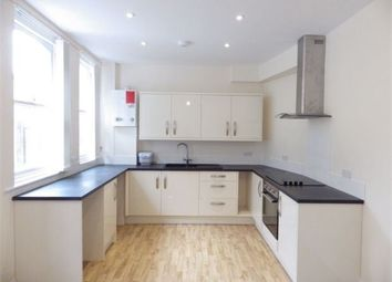 Thumbnail 2 bedroom flat to rent in Manchester Street, Exmouth Town Centre, Devon.