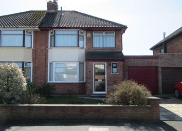 Thumbnail 3 bed semi-detached house for sale in Calder Drive, Rainhill