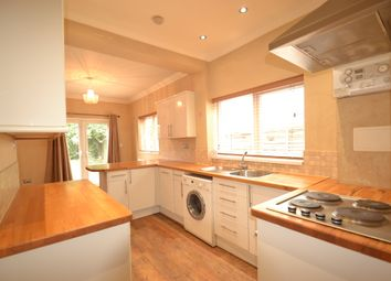 Thumbnail 3 bed detached bungalow to rent in Poplar Street, Romford