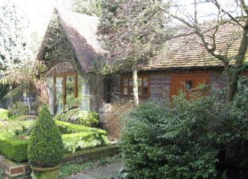 Thumbnail 2 bedroom cottage to rent in Pednor, Chesham