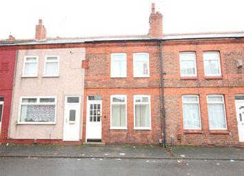 3 bed terraced house for sale in Kingsley Road, Ellesmere Port CH65