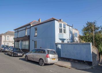 3 bed end terrace house for sale in Salisbury Road, Lipson, Plymouth PL4