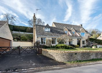 Thumbnail 5 bed detached house for sale in Nags Head Lane, Avening, Tetbury