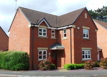 Thumbnail 4 bedroom detached house for sale in Highfields Park Drive, Derby