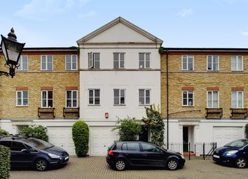 Thumbnail 3 bed terraced house for sale in Vestry Mews, London