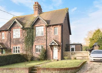 Thumbnail 3 bed terraced house for sale in Pond Cottages, Ramsdean, Petersfield