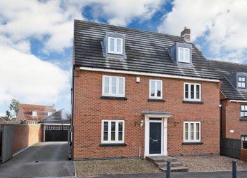 Thumbnail 5 bed detached house for sale in Blenkinsop Way, Middleton, Leeds