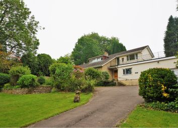 Thumbnail 4 bed detached house for sale in Sutton End, Warminster