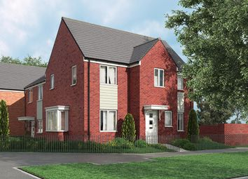 Thumbnail 3 bed detached house for sale in Wedgewood Avenue, West Bromwich