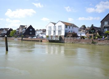 Thumbnail 3 bedroom flat for sale in River Road, Arundel, West Sussex