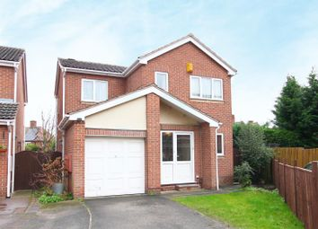 Thumbnail 3 bed detached house for sale in Pennant Road, Basford, Nottingham