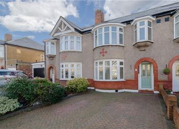 Thumbnail 3 bed terraced house for sale in Camborne Road, Morden, Surrey