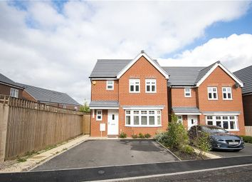 Thumbnail 3 bed detached house for sale in Hebe Way, Whitnash, Leamington Spa