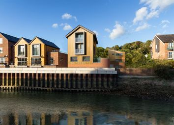 Thumbnail 3 bed detached house for sale in Timberyard Lane, Lewes