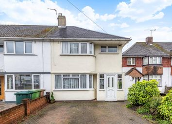 Thumbnail 3 bed end terrace house for sale in Heathcroft Avenue, Sunbury-On-Thames