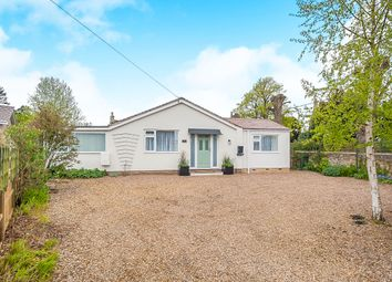 Thumbnail 3 bedroom detached bungalow for sale in Orchard Way, Easton On The Hill, Stamford