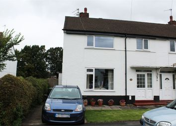 Thumbnail 3 bed end terrace house for sale in Hampson Crescent, Handforth, Wilmslow, Cheshire