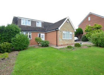 Thumbnail 3 bed detached bungalow for sale in North Road, Royston, Barnsley