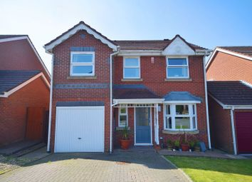 Thumbnail 4 bed detached house for sale in Oak Mount Road, Werrington, Stoke-On-Trent