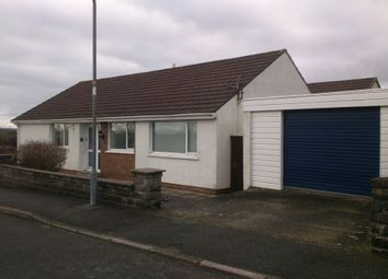 Thumbnail 3 bed detached bungalow to rent in Haven Park Drive, Haverfordwest