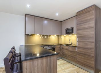 Thumbnail 1 bed flat to rent in Ellyson House, 4 East Drive, London