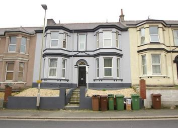 Thumbnail 6 bedroom terraced house for sale in Mutley, Plymouth, Devon