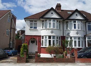 Thumbnail 3 bed semi-detached house to rent in Vale Drive, Barnet