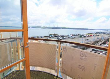 Thumbnail 2 bed flat for sale in Orion House, Nelson Quay, Milford Haven, Pembrokeshire.