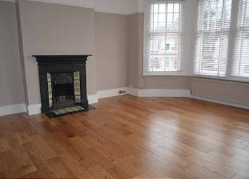 Thumbnail 3 bed maisonette to rent in Derwent Road, London