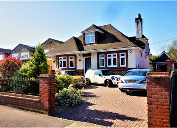 Thumbnail 4 bed detached house for sale in Beresford Gardens, Benfleet