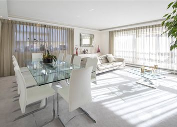Thumbnail 3 bedroom flat for sale in Walsingham, St John's Wood Park, London