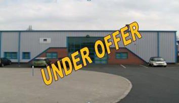 Thumbnail Office for sale in Unit D, Parkside Business Park, Kirkstead Way, Golborne, Warrington, Cheshire