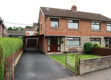 Thumbnail 4 bed semi-detached house for sale in Beechdene Gardens, Lisburn