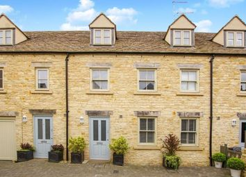 Thumbnail 4 bed terraced house for sale in The Old Coach Yard, The Chipping, Tetbury, Gloucestershire