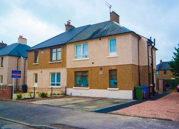 Thumbnail 2 bed flat for sale in Poplar Street, Grangemouth