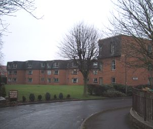 Thumbnail 1 bed flat to rent in Summerfield Court, French Weir, Taunton