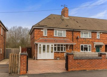Thumbnail 3 bed end terrace house for sale in Turton Road, Tipton